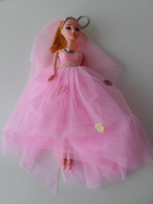 Брелок-кукла 3033-199