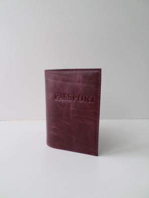 Обложка для паспорта 102-10
