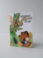 Обложка для мед.полиса 1024-61