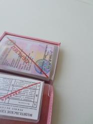 Обложка для авто-документов и паспорта 105-6