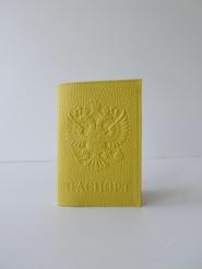 Обложка для паспорта 102-33