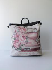 Сумка -рюкзак 194-10